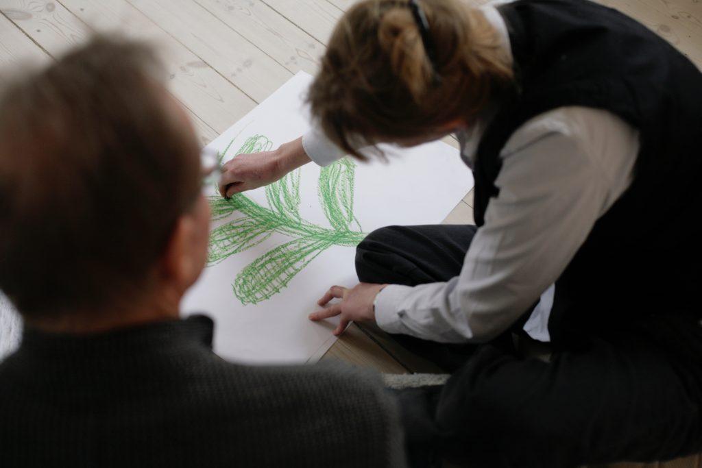 Drømme og meditation. Kursus for psykologer og psykoterapeuter, Vækstcenterets kursushus, Nørre ...